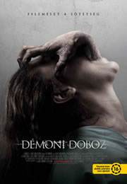 Démoni doboz (The Possession) - Poster