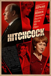 Hitchcock - Movie Poster