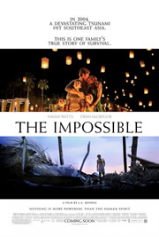 A lehetetlen (The Impossible) - Movie poster