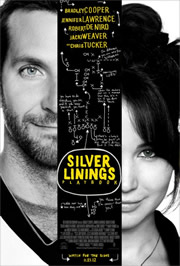 Napos oldal (Silver Linings Playbook) - Movie poster