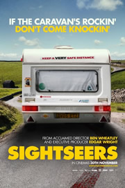 Vérturisták (Sightseers) - Movie poster