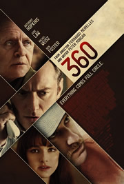 360 - Movie Poster