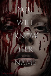 Carrie (2013) - Poszter