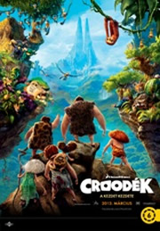 Croodék (The Croods) - Movie Poster