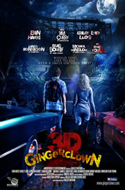 Gingerclown 3D - Movie Poster