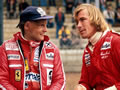 Daniel Brühl (Niki Lauda) és Chris Hemsworth (James Hunt)