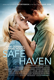 Menedék (Safe Haven) - Movie Poster