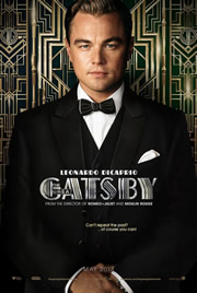 A nagy Gatsby (The Great Gatsby) - Movie Poster