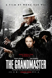A nagymester (The Grandmasters) - Poszter