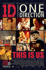 One Direction - This Is Us / Poszter