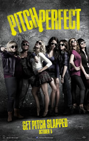 Tökéletes hang (Pitch Perfect) - Movie Poster