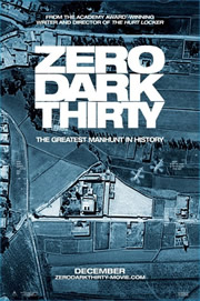Zero Dark Thirty - Movie Poster