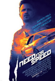 Need for Speed - poszter