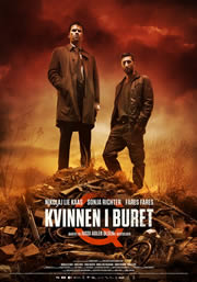 Nyomtalanul (Kvinden i buret / The Keeper Of Lost Causes) - poszter