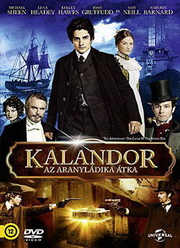 Kalandor: Az aranyládika átka (The Adventurer: The Curse of the Midas Box)
