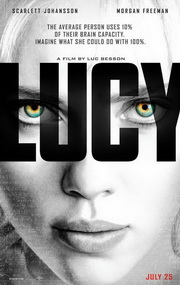Lucy - poszter