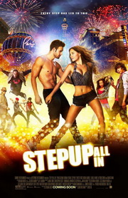 Step Up 5 (Step Up: All In) - poszter